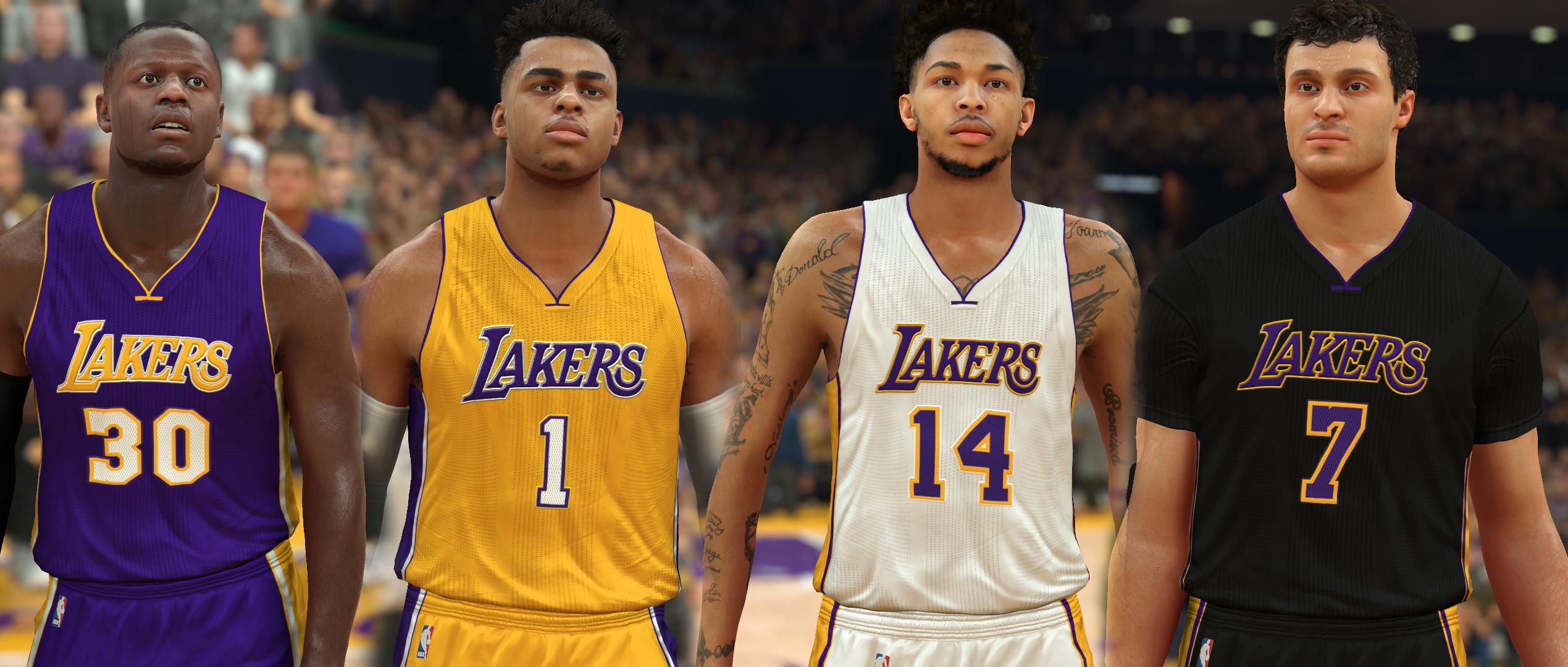 eed6b631b98 NLSC Forum • Downloads - Los Angeles Lakers Jersey