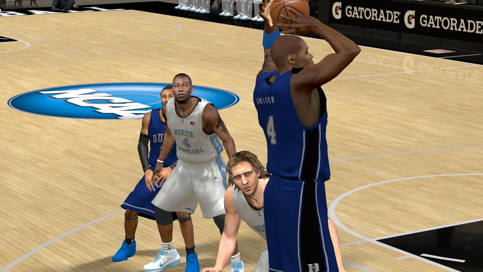 how to do a layup in nba live