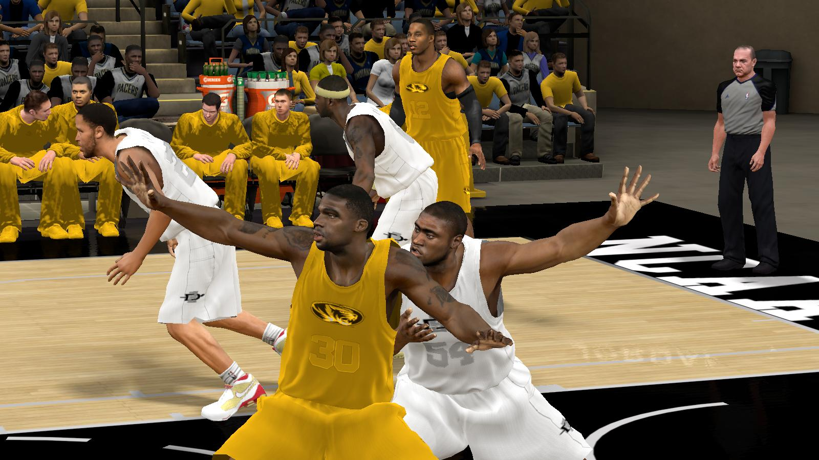 We are still adding new files for NBA 2K11 to our Download Center. . Franc