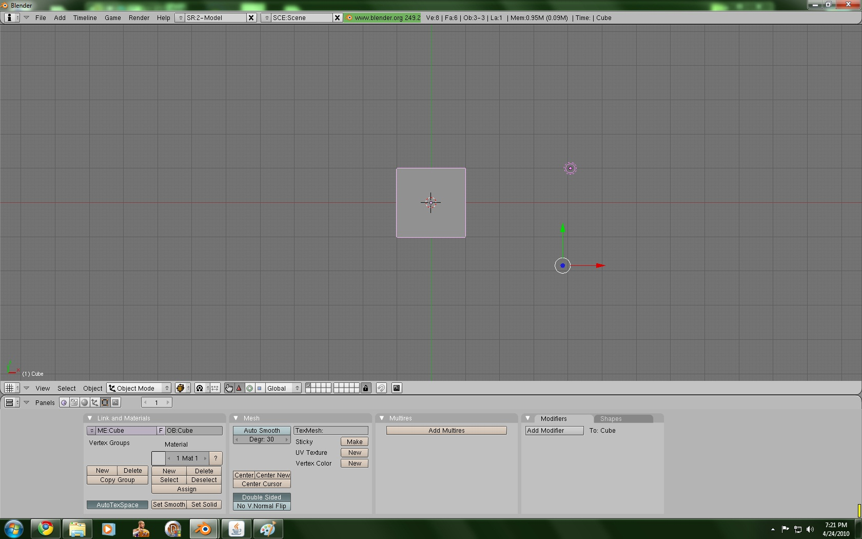 NLSC Forum • How to use Blender (3D Editing)