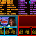 Yinka Dare's Ratings in NBA Jam Tournament Edition on PC