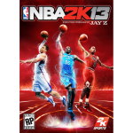 NBA 2K13 Cover Art
