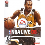 NBA Live 08 Cover Art