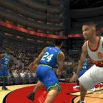 Jim Jackson in the 1996 Season Patch for NBA Live 2004