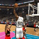 David Robinson in the 1996 Season Patch for NBA Live 2004