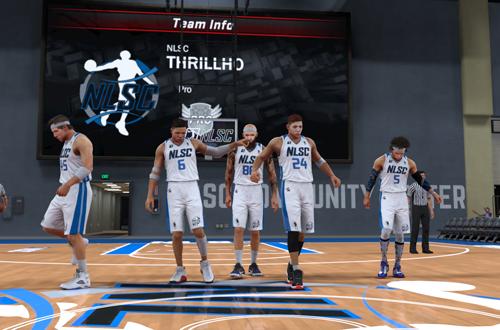 NLSC THRILLHO in 2K Pro-Am (NBA 2K17)