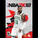 NBA 2K18 Cover Art