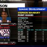 League Development in NBA Live 99
