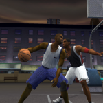 MJ vs Kobe on the Urban Court (NBA Live 2003)