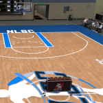 NLSC Court in NBA 2K17