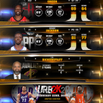 U R Basketball V75
