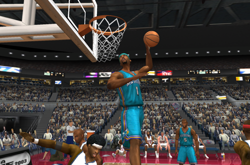 Milestones: Hornets move to New Orleans (NBA Live 2003)