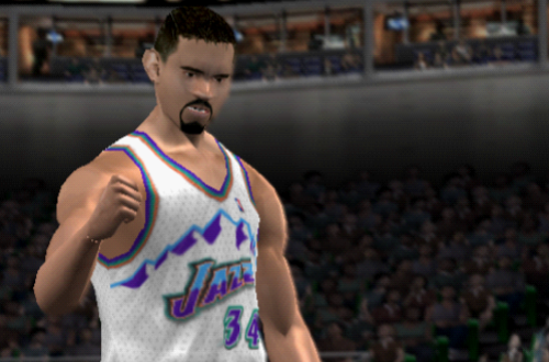 Scott Padgett in NBA Live 2002