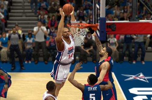 Charles Barkley on the Dream Team in NBA 2K13