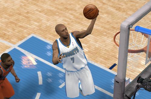Chauncey Billups in NBA 2K9