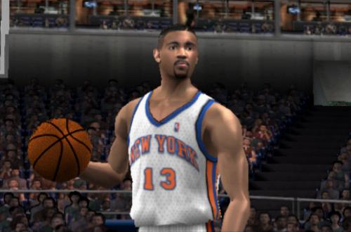 Familiar Faces Back in Familiar Places: Mark Jackson, Knicks (NBA Live 2002)