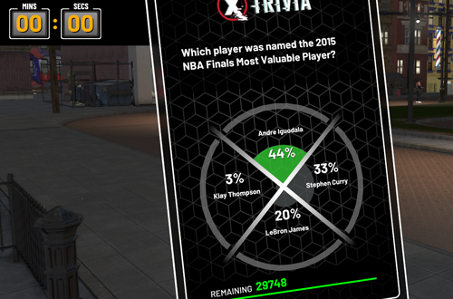 Trivia Results in The Neighborhood (NBA 2K19)