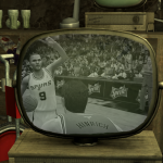 Wayback Wednesday: NBA Live 09 & Fallout 3