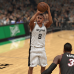 Patty Mills in NBA 2K14