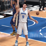 Nikola Vucevic in NBA 2K14