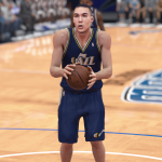 Rudy Gobert in NBA 2K14