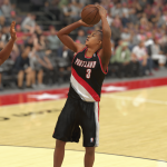 C.J. McCollum in NBA 2K14
