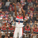 Bradley Beal in NBA 2K14