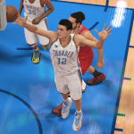 Steven Adams in NBA 2K14