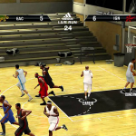 Wayback Wednesday: adidas Live Run in NBA Live 10