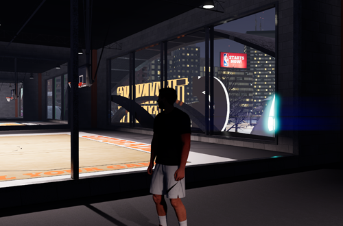 Gatorade Courts in NBA 2K21 Next Gen