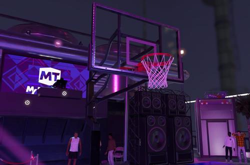 Triple Threat Online in NBA 2K21 (Next Gen)